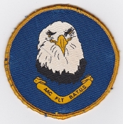Army Air Corps AAC Flt Patch Flight BATUS Suffield 1971