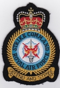 RAF Command Headquarters Wing Patches