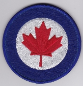 NATO Air Force Patch NATO AWACS Canadian Crew Large Patch E-3A