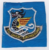 USAF Patch Spec Ops Vietnam Advisors South Vietnam Air Force