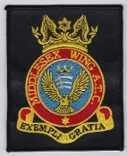 RAF Patch ATC R Wing Middlesex Air Training Corps Crest