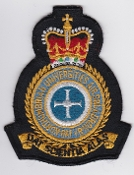 RAF Patch UAS Northumbrian Universities Air Sqn Crest Patch