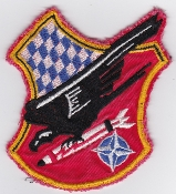 German Air Force Patch 32 Jabog F 104 Starfighter 1a