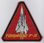 RAF Patch 229 OCU Operational Conversion Unit Tornado F 3 AD