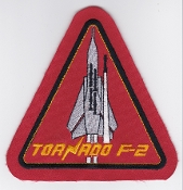 RAF Patch 229 OCU Operational Conversion Unit Tornado F 2 AD