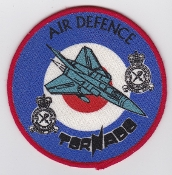 RAF Patch 229 OCU Operational Conversion Unit Tornado AD Patch