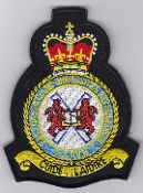 RAF Patch UAS East of Scotland Universities Air Squadron Crest
