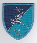SOAF Patch Sqn Sultan Of Oman Air Force 14 Squadron Helicopters