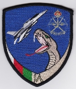 RAFO Patch Sqn Royal Air Force Of Oman 18 Squadron F 16 2005