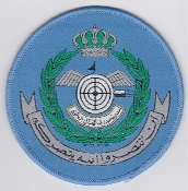 RJAF Patch Tng Royal Jordanian Air Force Fighter Weapons School