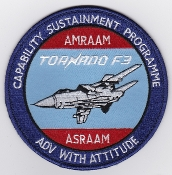 RAF AAEE Trials Test Evaluation Patches