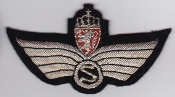 RNoAF Patch Royal Norwegian Air Force Aircrew Qualification Wing