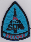PAF Patch Sqn Pakistan Air Force 5 Squadron Falcons Mirage III