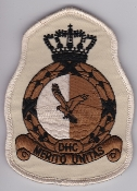 RNLAF Patch Cmd Royal Netherlands Air Force DHC Afghanistan