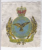 RMAF Patch Sqn Royal Malaysian Air Force Crest Patch 1960s
