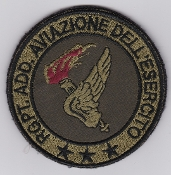 Italian Patch Army Avn Aviazione dell Esercito RGPT ADD Sbd Velc