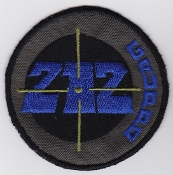Italian Patch Air Force Aeronautica Militare AM Gruppo 212