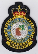 RCAF Patch Sqn Royal Canadian Air Force 405 Squadron Escadrille