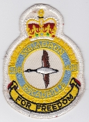 RCAF Patch Sqn Royal Canadian Air Force 408 Squadron Escadrille