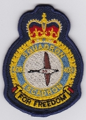 RCAF Patch Sqn Royal Canadian Air Force 408 Squadron Escadron Sm