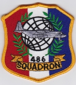 RAAF Patch Sqn Royal Australian Air Force 486 Squadron C 130 Mnt