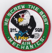 RNLAF Patch Sqn Royal Netherlands Air Force 311 Squadron F 16
