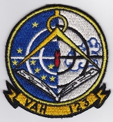 US Navy Aviation Patch Attack Heavy VAH 123 Sqn A3 Skywarrior