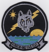 US Navy Aviation Patch Attack VA 155 Squadron A 6 Intruder 1987