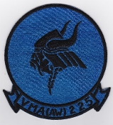 US Marine Corps Aviation Attack VMA AW 225 Sqn Patch Vietnam