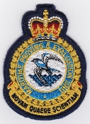 RCAF Patch Unit Royal Canadian Air Force Maritime Evaluation