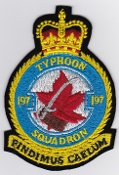 RCAFAC Patch Crest Royal Canadian Air Cadets 197 Squadron