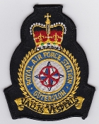 RAF Patch Station Royal Air Force Gutersloh Germany