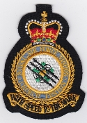 RAF Patch Training Royal Air Force Station Church Fenton Crest
