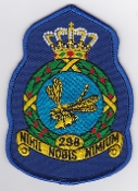 RNLAF Patch Sqn Royal Netherlands Air Force 298 Squadron Crest 2