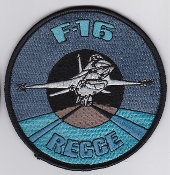 RNLAF Patch Sqn Royal Netherlands Air Force 306 Squadron F 16