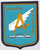 Italian Patch Air Force Aeronautica Militare AM t Radiomisure