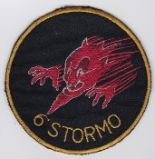 Italian Patch Air Force Aeronautica Militare AM Stormo 6 F 104