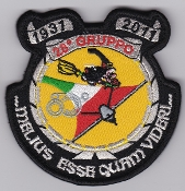 Italian Patch Air Force Aeronautica Militare AM Gruppo 28 UAV