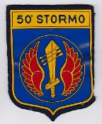 Italian Patch Air Force Aeronautica Militare AM Stormo 50 F 104