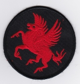 RAF Patch 18 Squadron Royal Air Force Pegasus Chinook Odiham