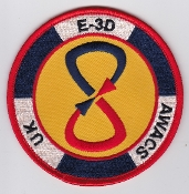RAF Patch 8 Squadron Royal Air Force UK E 3D AWACS Sentry