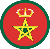 Moroccan Air Force Royal Maroc Patches