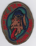 USAF Patch Fighter PAC 36 TFS Tactical Ftr Squadron F 4 Phantom