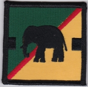 RAF Patch 27 Squadron Royal Air Force Elephant Chinook Odiham