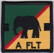 RAF Patch 27 Squadron Royal Air Force Elephant Chinook A Flight