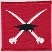 RAF Patch 237 OCU Operational Conversion Unit Claymore Ops