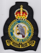 RNLAF Patch Sqn Royal Netherlands Air Force 322 Squadron 60 Year
