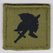 RAF Patch Royal Air Force 6 FP Force Protection Wing Leuchars Gr