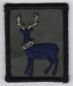 RAF Patch Royal Air Force 90 SU Signals Unit Leeming 2006