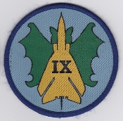 RAF Patch 9 Squadron Royal Air Force Tornado GR 1 Ops First